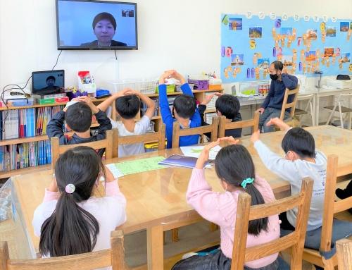 ZOOMで教室交流会!