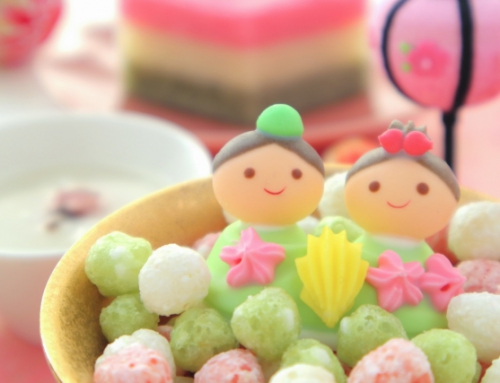 【3月3日は雛祭り】